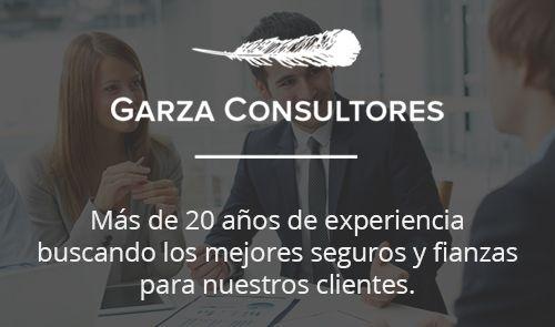 Garza Consultores - Seguros y Fianzas